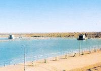 خزان لمياه العذبة بحجم 110مج.